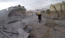 قصف ميليشيات الأسد على ريف إدلب