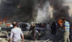 العنف في إدلب