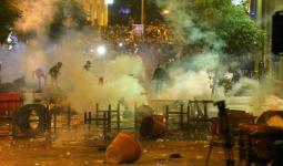 أغلق محتجون بعض الطرقات في العاصمة بيروت ومدن أخرى