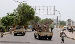 قوات تابعة للمجلس الانتقالي الجنوبي في اليمن