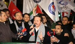 صالح تورهان - رئيس جمعية شباب الأناضول