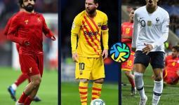 أفضل 10 لاعبي كرة قدم قيمة تسويقية في العالم