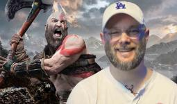 God of War game director Cory Barlog