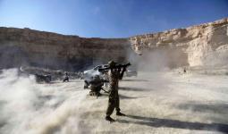 المقاومة في إدلب