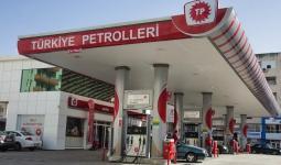 إحدى محطات تعبئة وبيع البترول في تركيا