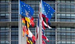 صورة رمزية لأعلام دول الاتحاد الأوروبي