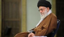 المرشد الإيراني علي الخامنئي