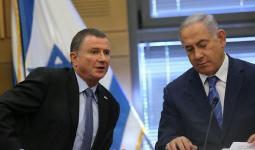 نتنياهو ورئيس برلمان الاحتلال الإسرائيلي