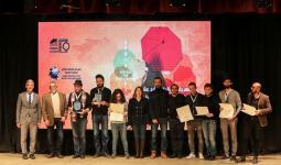 صور الفائزين في ختام مهرجان الساقية السينمائي