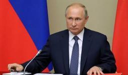 أكد بوتين أن بلاده أنتجت لاول مرة بتاريخها،أسلحة لم تكن موجودة بالعالم