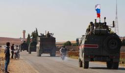 دورية روسية - تركية