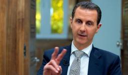 رأس نظام الأسد