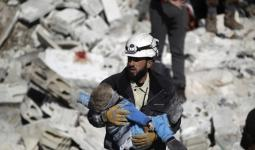 صورة أرشيفية من الأحداث في سوريا