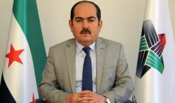 رئيس الحكومة السورية المؤقتة، عبد الرحمن مصطفى.