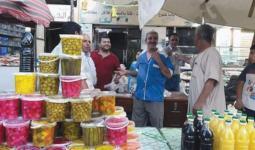 محلات بيع لسوريين في مصر - أرشيف