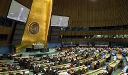 قدمت القرار 188 دولة من بين 193 عضو بالأمم المتحدة