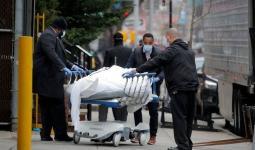 سجلت الولايات المتحدة 920 حالة وفاة جديدة بفيروس كورونا