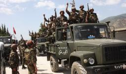 تعزيزات عسكرية لنظام الأسد