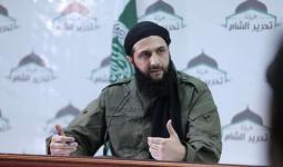 أبو محمد الجولاني زعيم تحرير الشام