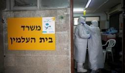 انتشار كورونا في إسرائيل