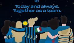 كان النادي قد قدم بالفعل تبرعات كبيرة منذ بداية ظهور فيروس كورونا في إيطاليا