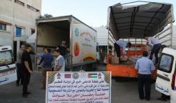 من غزّة، شبهات فساد تحوم حول رئيس جمعية الفلاح الخيرية