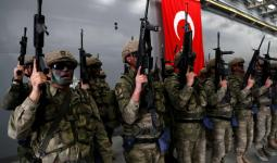 قوات من الجيش التركي