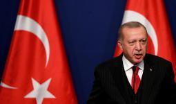 رجب طيب أردوغان.