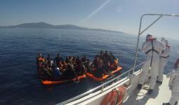 عملية إنقاذ تركية لمهاجرين هاجمتهم القوات اليونانية
