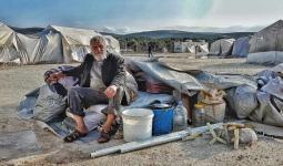 نازحين في مخيمات إدلب