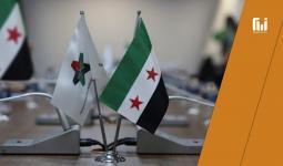 أزمة المعارضة السياسية السورية