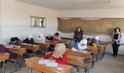 امتحانات في مناطق سيطرة نظام الأسد