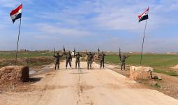 حاجز لميليشيا الأسد.jpg