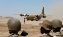قوات جوية تابعة للتحالف العربي في اليمن