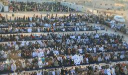 صلاة العيد في الشمال السوري