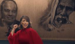 لقطة من فيديو كليب سابق لأصالة نصري