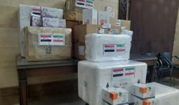 مساعدات إيرانية لنظام بهدف مواجهة فيروس كورونا