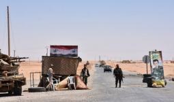 حاجز-لقوات-النظام في سوريا.