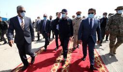وفد عسكري تركي وقطري يصل ليبيا