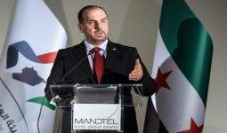 رئيس الائتلاف الوطني لقوى الثورة والمعارضة نصر الحريري