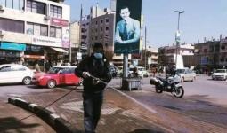 انتشار كورونا بمناطق نظام الأسد