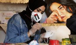 كورونا في فلسطين - مواقع التواصل الاجتماعي.