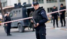 الأجهزة الأمنية التركية