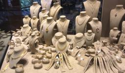 الذهب التركي يختلف عن نظيره السوري من ناحية اللون وأشكال المشغولات