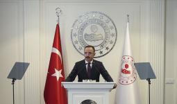 نائب وزير الداخلية التركية والناطق الرسمي باسم الوزارة (إسماعيل تشاتاكلي)