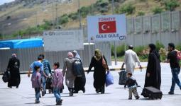 لاجئين سوريين في تركيا