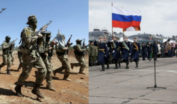 هيئة تحرير الشام وروسيا