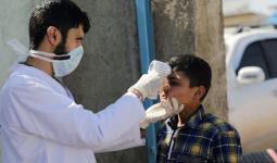إجراءات كورونا في الشمال السوري