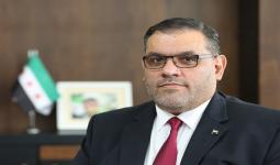 رئيس هيئة التفاوض السورية أنس العبدة