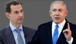 بشار الأسد ونتنياهو
